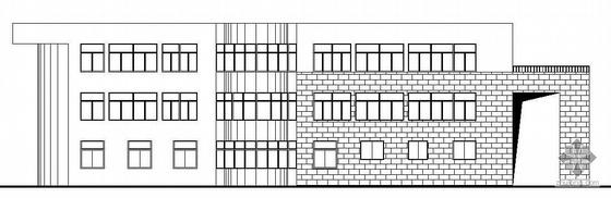 [蚌埠市迎宾路]某垃圾站建筑结构施工图(带节能计算)