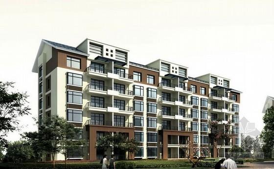 [山东]2014年8月大型住宅区建设工程招标文件