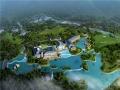 [安徽]东南亚风格坡地宾馆建筑设计方案文本