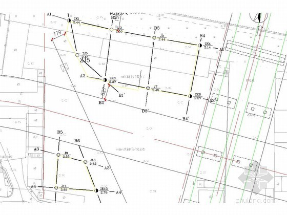 [浙江]管理用房岩土工程勘察报告(详勘 附图纸)