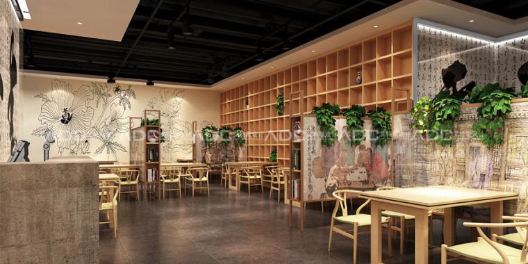 快餐店的空間布置及設計要點