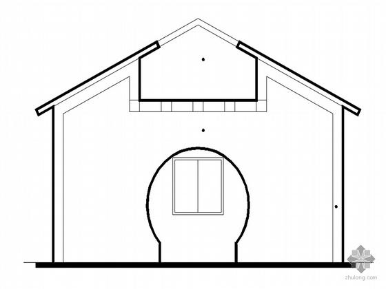 [合集]20套建筑小品——公厕建筑施工图及方案文本_5