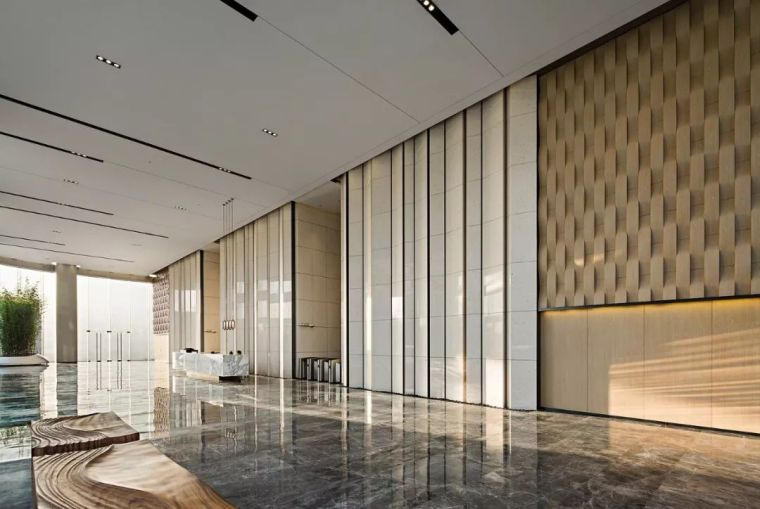 1600㎡深圳前海易尚创意科技大厦办公空间设计落地方案