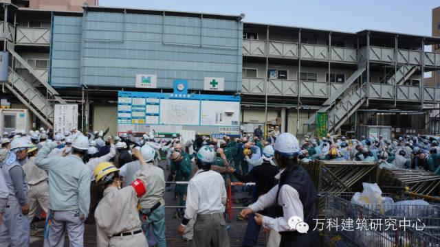 标准精细化管理、高效施工,近距离观察日本建筑工地_9