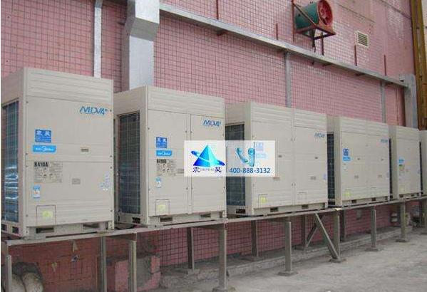 中央空调安装施工方案