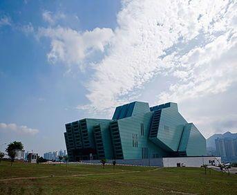 座椅送风系统--重庆三峡大剧院空调设计