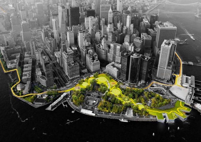 [合集]滨水空间复兴改造景观设计方案2套(国际知名景观公司)