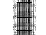 [广西]超高层核心筒华润办公及商业建筑审图施工图(2016年)