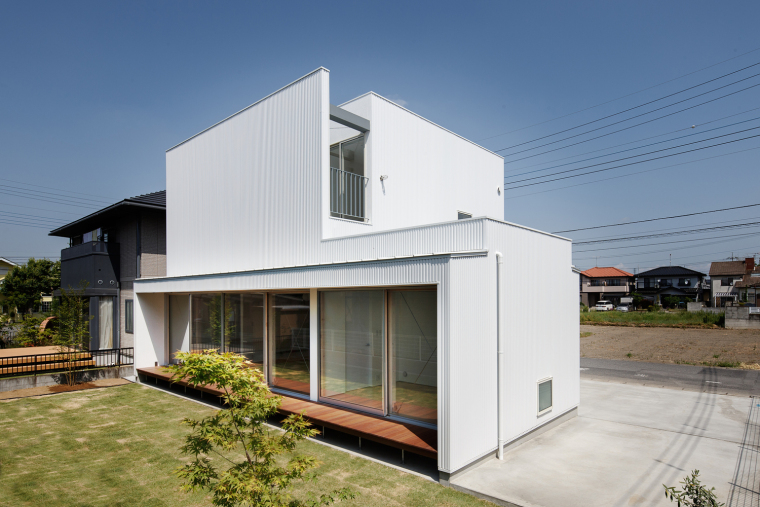 日本家庭之声住宅