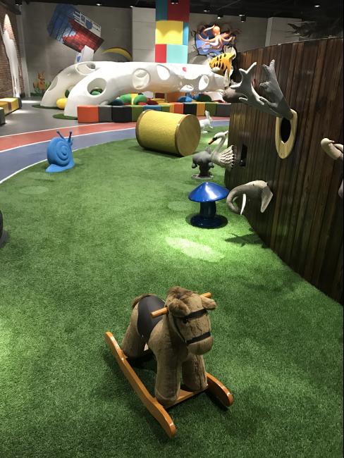 幼儿园设计效果图