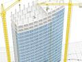 中学重建项目4层框架结构给排水施工组织设计(含图纸)