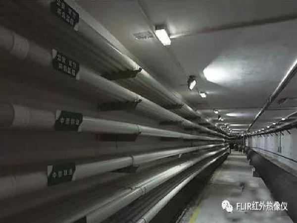 红外测温成像技术:在地下管廊消防、监测环节如何应用的?