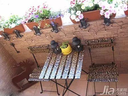 """158款·精致阳台改造案例,小阳台也有""""花园梦""""!_67"""
