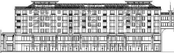 一套完整的住宅施工图