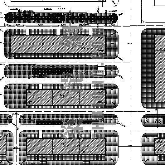 某小区绿化环境设计施工图PART 1