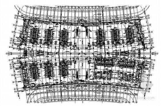 候机楼电力布线图