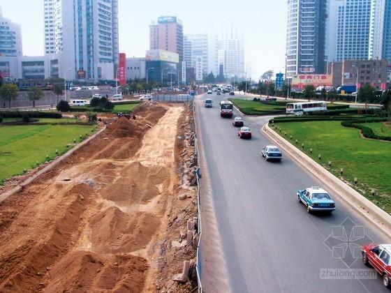 [河南]国道改扩建综合整治工程施组(2012.9)