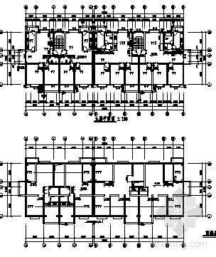 某住宅小区五层住宅单体设计方案-3