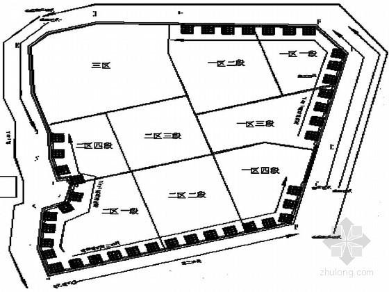 [广东]城市商务综合体工程基坑开挖支护施工组织设计