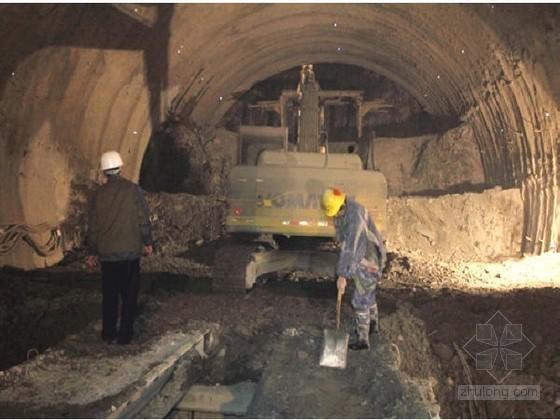 [浙江]不良地质双向掘进单压式明洞门隧道施工方案124页附计算书