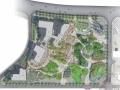 [重庆]现代生态城市综合体景观设计方案