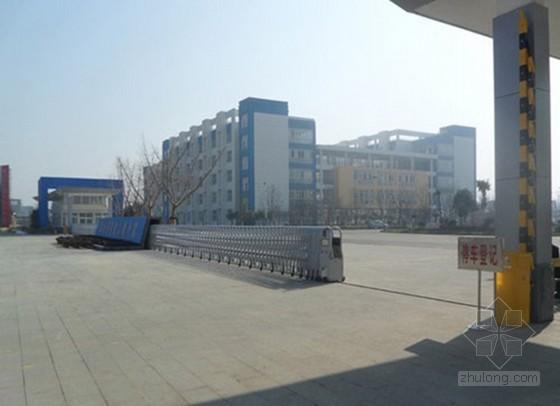 [江西]校区拆迁扩建工程监理细则(教学楼、公寓、食堂)
