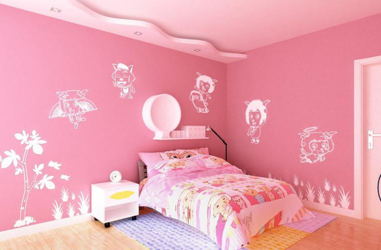 墙面装修的优势,刷乳胶漆还是贴壁纸?_6
