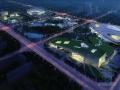 [沈阳]省级知名文化场馆建筑设计方案文本(四个场馆含CAD  SU)