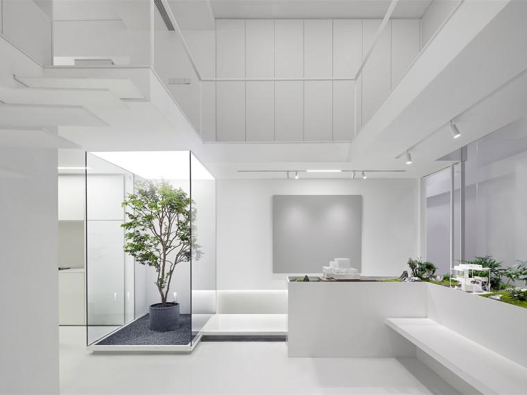 上海生态办公室改造