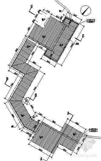 亲水木平台详图