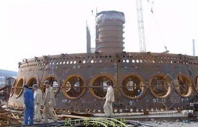 [江苏]钢铁厂高炉主体、管道设备安装工程施工组织设计