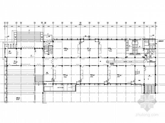 [江苏]多层教育中心通风与防排烟系统设计施工图