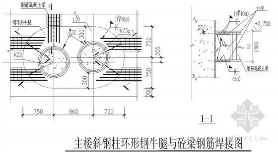 [四川]框架核心筒结构广电中心钢筋施工方案
