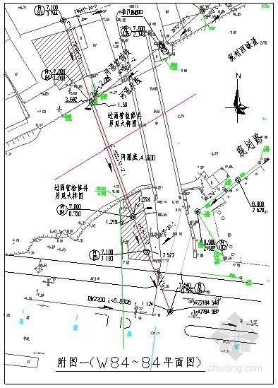 [广东]市政工程管网系统截污施工方案(沉管法)