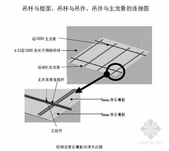 [北京]办公楼装修施工组织设计(皮革软包墙面 竹木地板)