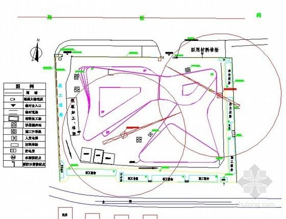 [江苏]高层框架结构科研办公楼施工组织设计(232页 扬子杯)