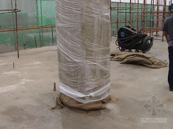 建筑工程混凝土工程施工经验讲解讲义