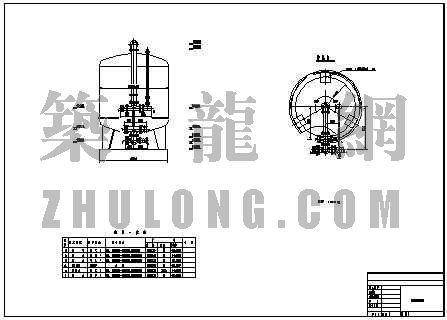 某热电厂水处理设备安装图