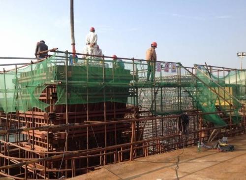 桥梁工程墩、台混凝土浇筑作业指导书
