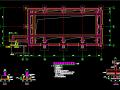 标准游泳池及温泉池各种游泳池结构施工图(含建筑水暖电)
