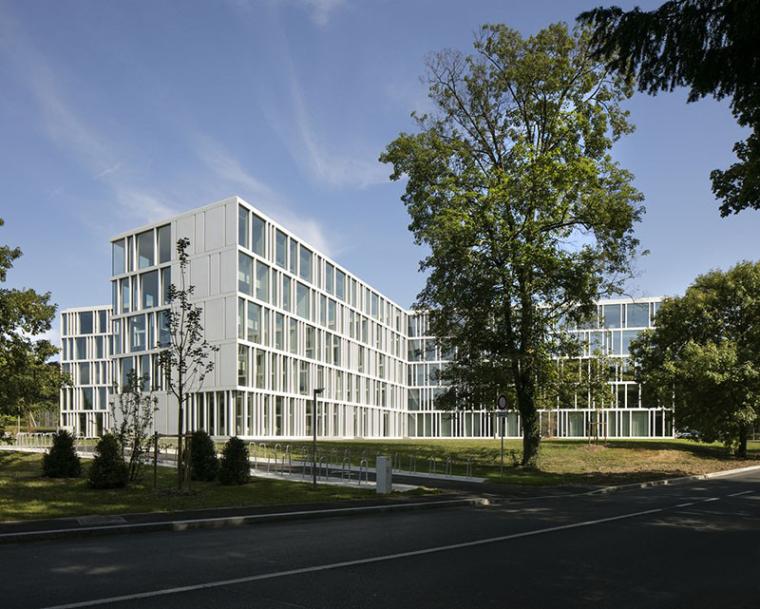 瑞士巨型花朵形的RaymondUldry商学院-1