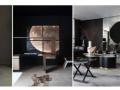绿都地产上海静安项目销售体验中心室内设计实景图