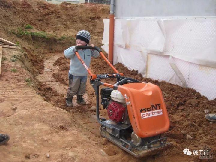 回填土施工质量控制要点!