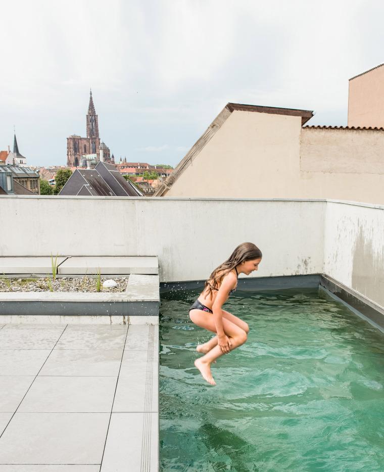 法国斯特拉斯堡办公室与住宅建筑-7