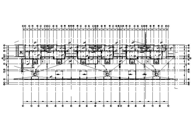 江西恒大七层复式洋楼给排水施工图(2018)