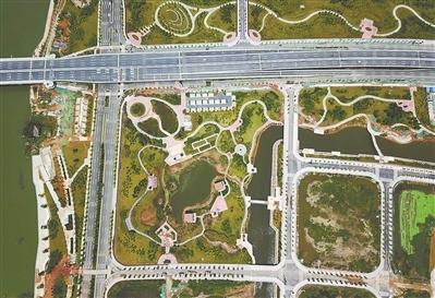 港澳大湾区多城承诺:2030年海绵城市区域将占建成区面积八成以上