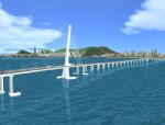 21世纪香港斜拉桥建设工程汇报材料