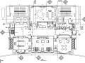 [江苏]南京九楼中式现代会所空间设计施工图(附效果图)