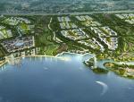 [安徽]蚌埠市大禹文化旅游生态示范区概念规划及重点地段城市设计