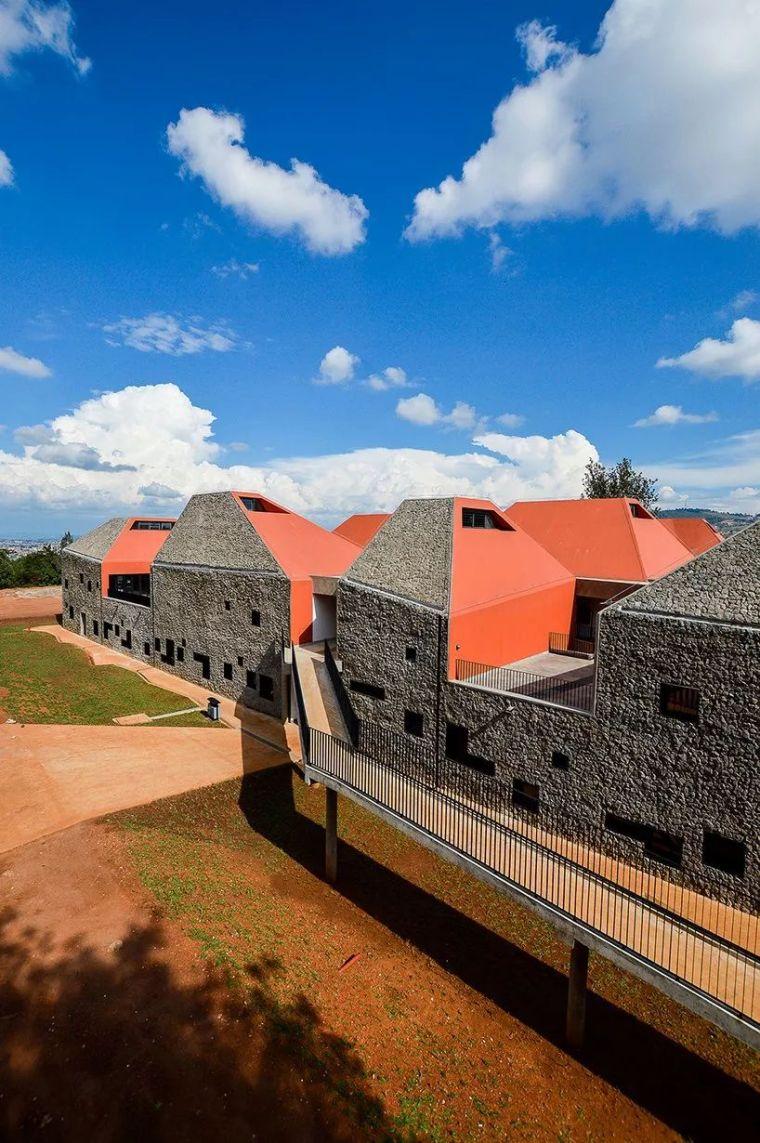 卢旺达,基加利,卢旺达基加利建筑学院/EdwinSeda_4